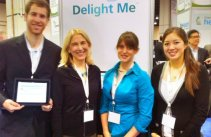 Delight Me named in top 10 health startups at mHealth Summit